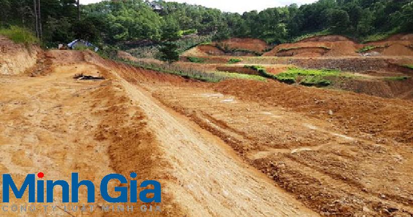 Điều kiện để được bồi thường về đất, cấp đất tái định cư khi thu hồi đất.