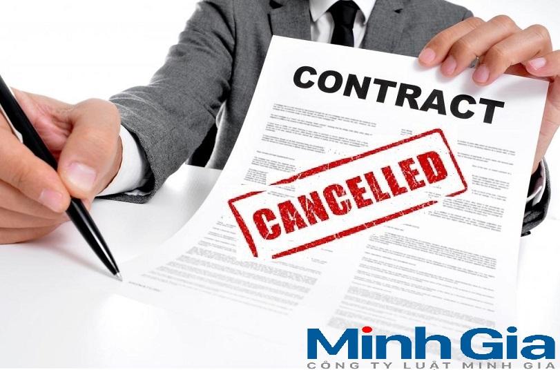 Vấn đề hủy bỏ hợp đồng mua hàng trả góp tại ngân hàng khi không có nhu cầu sử dụng sản phẩm?