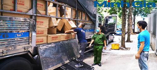 Vận chuyển hàng hóa không rõ nguồn gốc bị xử lý thế nào?